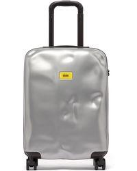 Crash Baggage Icon Four-wheel Cabin Suitcase 55cm - Metallic