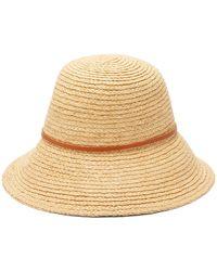 Lola Hats - Beehive Raffia Hat - Lyst