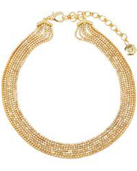 SHAY - ダイヤモンド 18kゴールドチョーカー - Lyst