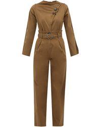 Sea Scout ベルテッドジャンプスーツ - マルチカラー