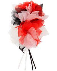 Rodarte Flower Corsage Bracelet - Pink