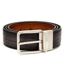 Berluti - Versatile Reversible Leather Belt - Lyst