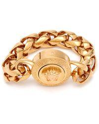 Versace - Medusa Chain Bracelet - Lyst
