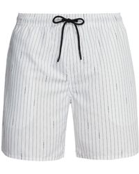 Saturdays NYC - Timothy Quick Drying Swim Shorts - Lyst