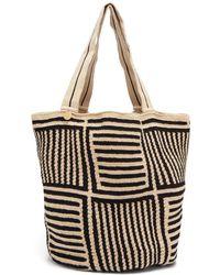 Guanabana - Woven Crotchet Bag - Lyst
