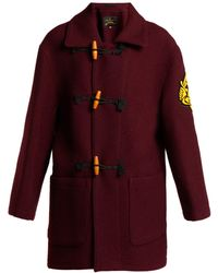 Vivienne Westwood Anglomania - Wool-blend Duffle Coat - Lyst