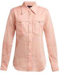 Isabel Marant - Naria Western Shirt - Lyst