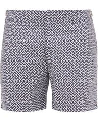 Orlebar Brown Laurito Swim Shorts - Blue