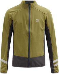 66 North Straumnes Shell Performance Jacket - Green