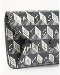 Anya Hindmarch I Am A Plastic Bag リサイクルキャンバス カードケース - マルチカラー