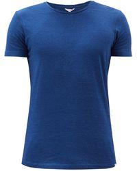 Orlebar Brown - Ob-t コットンtシャツ - Lyst