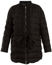 Moncler Gamme Rouge - Ramasse Silk Quilted Down Jacket - Lyst