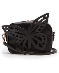 Sophia Webster - Brooke Butterfly Leather Cross-body Bag - Lyst