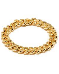 SHAY Bracelet à maillons en or 18 carats - Métallisé