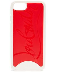 Christian Louboutin - Loubiphone Rubber Iphone® 7/8 Case - Lyst