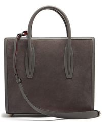 d8a8043a101a Lyst - Burberry The Small Orchard In Signature Grain Leather in Black