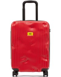 Crash Baggage Icon Four-wheel Suitcase 68cm - Red