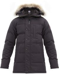 Canada Goose - Carson Hooded Quilted Down Parka - Lyst