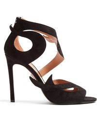 Samuele Failli - Kelly Suede Sandals - Lyst