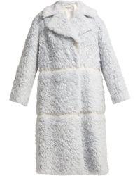 Vika Gazinskaya - Oversized Faux Fur Coat - Lyst