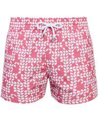Frescobol Carioca   Sports Freijo-print Swim Shorts   Lyst