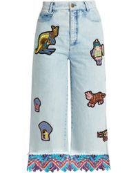 Peter Pilotto - Amex X + Francis Upritchard Jeans - Lyst