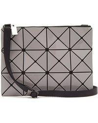 74688020333d Lyst - Bao Bao Issey Miyake Lucent Cross-body Bag in Black