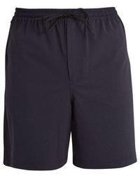 Y-3 - Drawstring-waist Shorts - Lyst