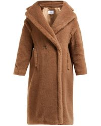 Max Mara Teddy Coat - Brown