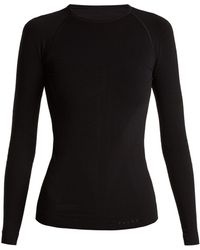 Falke - Long-sleeved Performance T-shirt - Lyst