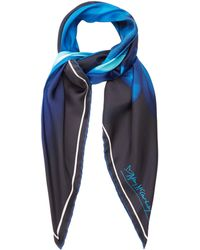 Mary McCartney - Dancer In Blue Print Scarf - Lyst