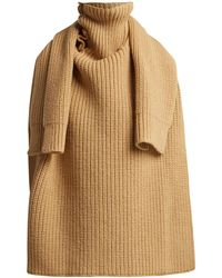 Raf Simons - Sweater-inspired Wool Scarf - Lyst