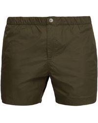 92dac790343a8 Solid & Striped The Classic Sagaponack Stripe-print Swim Shorts in ...