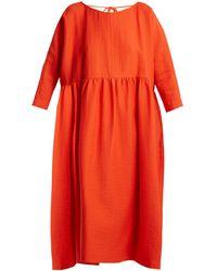 Rachel Comey | Oust Cotton-blend Dress | Lyst