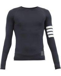 Thom Browne - 4bar テクニカルジャージーコンプレッションtシャツ - Lyst