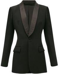 WARDROBE.NYC Wardrobe. Nyc リリース 05 メリノウール シングルジャケット - ブラック