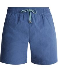 Stella McCartney - Straight-leg Swim Shorts - Lyst