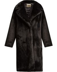 Herno - Water-resistant Padded Faux-fur Coat - Lyst
