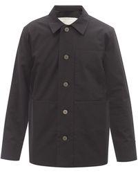 Toogood The Blacksmith Cotton-canvas Jacket