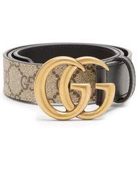 Gucci - GGスプリーム レザー ベルト - Lyst