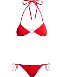 Melissa Odabash - Miami Triangle Bikini - Lyst