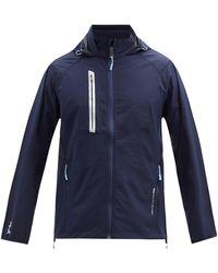 Polo Ralph Lauren Par Hooded Shell Jacket - Blue