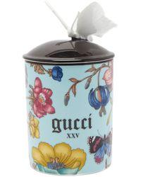Gucci フローラ インベンタム アロマキャンドル - ホワイト