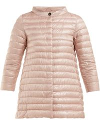 Herno - Rosella Quilted Down Jacket - Lyst