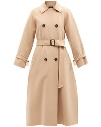 Weekend by Maxmara - Potente Trench Coat - Lyst