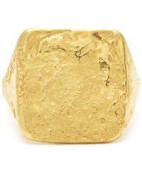 Orit Elhanati Tokyo 18kt Gold Ring - Metallic