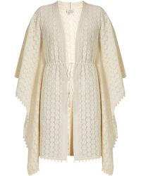 Talitha - Crochet-lace Cover-up - Lyst
