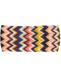Missoni Multicoloured Zigzag Headband