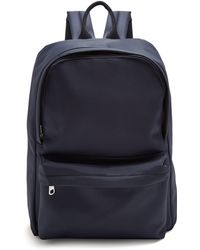 A.P.C. - Benjamin Technical Backpack - Lyst