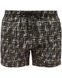 Tread Camo Viper Mens Swim Trunks Board Shorts
